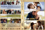 The Notebook / Dear John / The Longest Ride Triple Feature (2004-2015) R1 Custom Cover