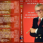 Oh, God! Collection (1977-1984) R1 Custom Cover
