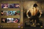 Ong Bak Trilogy (2003-2010) R1 Custom Cover