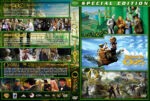 The Wizard of Oz / Return to Oz / Oz: The Great and Powerful Triple Feature (1939-2013) R1 Custom Covers