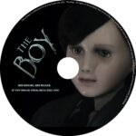 The Boy (2016) R0 CUSTOM Disc Label