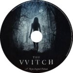 The Witch (2016) R0 CUSTOM Disc Label
