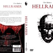 Hellraiser (1987) R2 GERMAN Cover