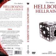 Hellbound – Hellraiser II (1988) R2 GERMAN Cover