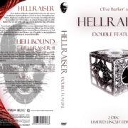 Hellraiser + Hellraiser II (Double Feature) R2 GERMAN Cover