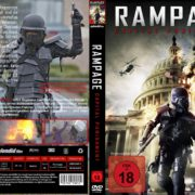 Rampage – Capital Punishment (2014) R2 GERMAN Custom Cover