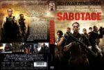 Sabotage (2014) R2 GERMAN Cover