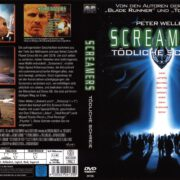 Screamers – Tödliche Schreie (1996) R2 GERMAN Cover