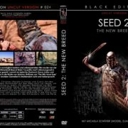 Seed 2 – The New Breed (2012) R2 GERMAN Custom Cover