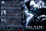 Blade – Trilogy of Blood (2005) R2 GERMAN Custom Cover
