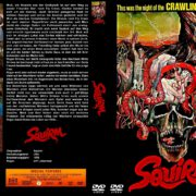 Squirm (1976) R2 GERMAN Custom Cover