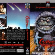 Critters – Sie sind da! (1986) R2 GERMAN Custom Cover