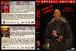 Stand-up Comedy: Eddie Murphy (1983-1987) R1 Custom Cover