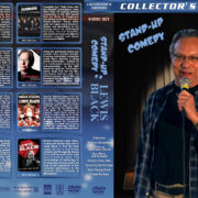 Stand-up Comedy: Lewis Black (2003-2012) R1 Custom Cover