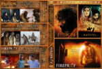 The Passion of the Christ / The Nativity Story / Fireproof Triple Feature (2003-2009) R1 Custom Cover