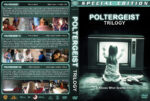 Poltergeist Trilogy (1982-1988) R1 Custom Cover
