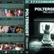 Poltergeist Trilogy (1982-1988) R1 Custom Cover