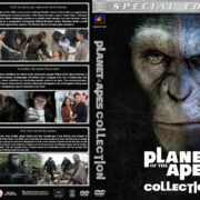Planet of the Apes Collection (2001-2014) R1 Custom Cover