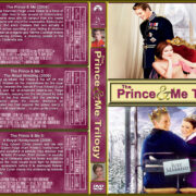 The Prince & Me Trilogy (2004-2008) R1 Custom Cover