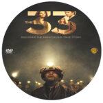 The 33 (2015) R0 Custom Disc label