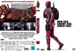 Deadpool (2016) R2 GERMAN Custom Cover