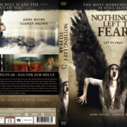 Nothing left to Fear (2013) R2 GERMAN Custom Cover