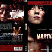 Martyrs (2008) R2 GERMAN Cover