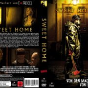 Sweet Home (2015) R2 GERMAN Custom Cover