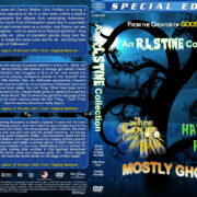 An R.L.Stine Triple Feature (2001-2008) R1 Custom Cover
