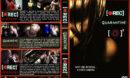 [•Rec] / Quarantine / [•Rec}2 Triple Feature (2007-2009) R1 Custom Cover