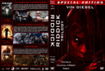 Riddick Trilogy (1999-2013) R1 Custom Covers
