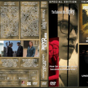 The Talented Mr. Ripley / Ripley's Game / Ripley Under Ground Triple Feature (1999-2005) R1 Custom Cover
