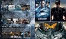 Battleship / Elisium / Pacific Rim Triple Feature (2012-2013) R1 Custom Cover