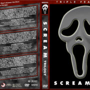 Scream Trilogy (1996-2000) R1 Custom Cover