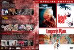 The Time Machine / Logan's Run / Fantastic Voyage Triple Feature (1960-1976) R1 Custom Cover