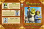The Shrek Collection (3) (2001-2007) R1 Custom Cover