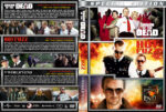 Shaun of the Dead / Hot Fuzz / The World's End Triple Feature (2004-2013) R1 Custom Cover