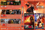 Spy Kids Trilogy (2001-2003) R1 Custom Cover