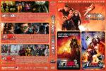 Spy Kids Trilogy (2001-2003) R1 Custom Cover