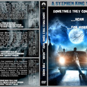 Sometimes They Come Back…Again…For More Trilogy (1991-1998) R1 Custom Cover
