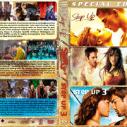 Step Up Triple Feature (2006-2010) R1 Custom Cover