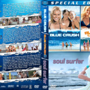 Blue Crush / Blue Crush 2 / Soul Surfer Triple Feature (2002-2011) R1 Custom Cover
