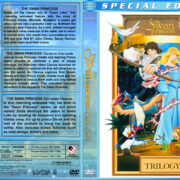 The Swan Princess Trilogy (1994-1998) R1 Custom Cover