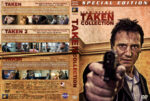 Taken Trilogy (2008-2015) R1 Custom Cover