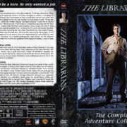 The Librarian: The Complete Adventure Collection (2004-2008) R1 Custom Cover