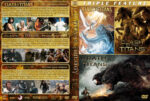 Clash of the Titans / Wrath of the Titans Triple Feature (1981-2012) R1 Custom Cover