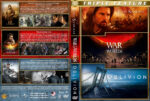 The Last Samurai / War of the Worlds / Oblivion Triple Feature (2003-2013) R1 Custom Cover