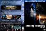 Transformers Trilogy (2007-2011) R1 Custom Covers