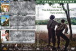 Tom Sawyer / Huck Finn Triple Feature (1973-1995) R1 Custom Cover