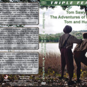 Tom Sawyer / Huck Finn Triple Feature (1973-1995) R1 Custom Cover